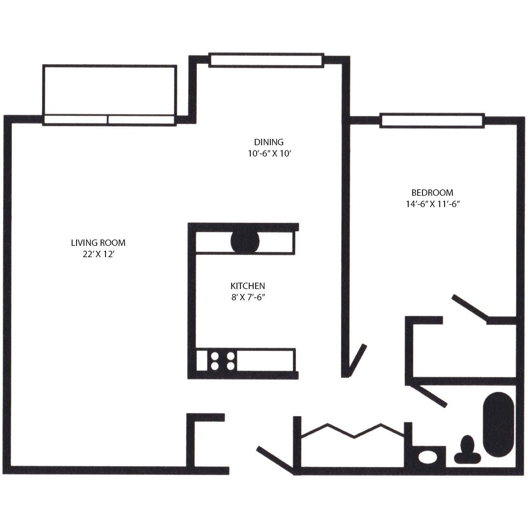 Macy S Herald Square Floor Plan: Maplewood Apartments