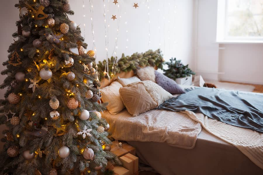 Apartment Living and the Holidays