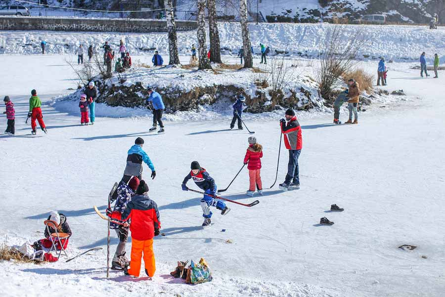 What to Do Around the Twin Cities in the Winter