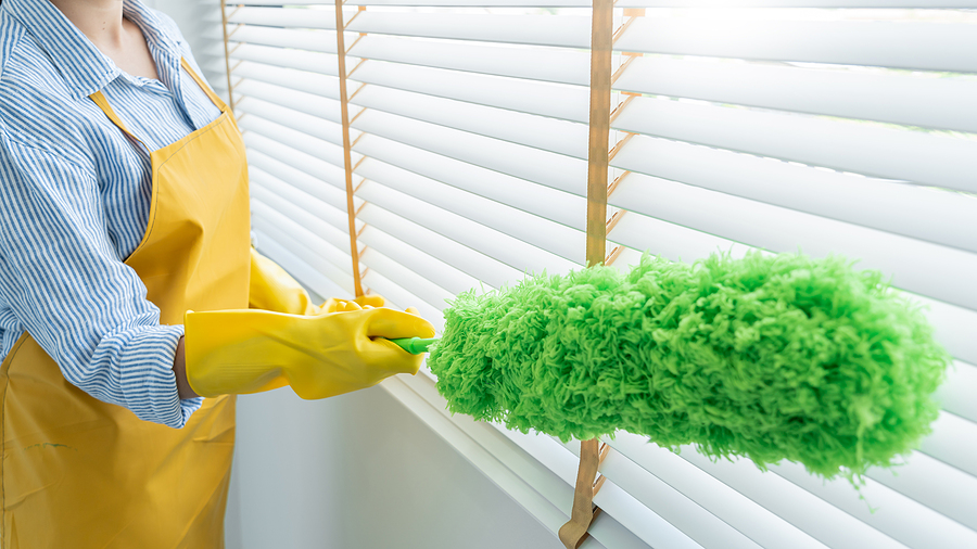 Easy to Miss Places In Your Apartment That Probably Need a Deep Clean
